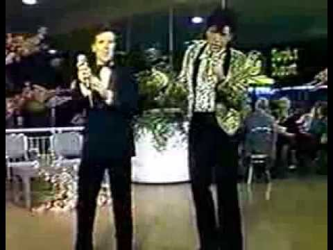 David Scott & Michel Dulac - Medley Elvis