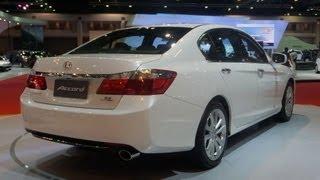 Honda Accord 2013 9th Generation Bangkok Auto Show