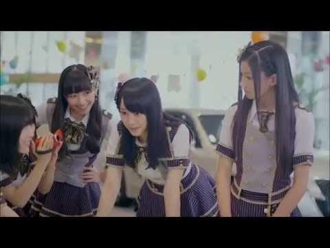 SKE48 愛知トヨタ CM スチル画像。CM動画を再生できます。