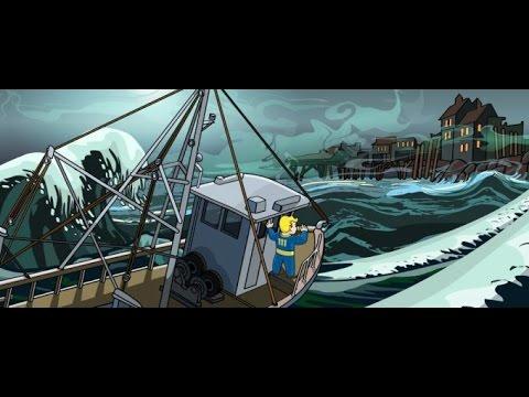 Fallout 4 (Far Harbor) helping faraday and killing mutants.