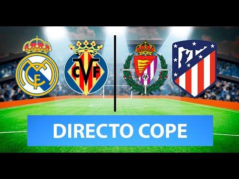 (SOLO AUDIO) Directo del Valladolid 1-2 Atleti (Campeón de Liga) en Tiempo de Juego COPE