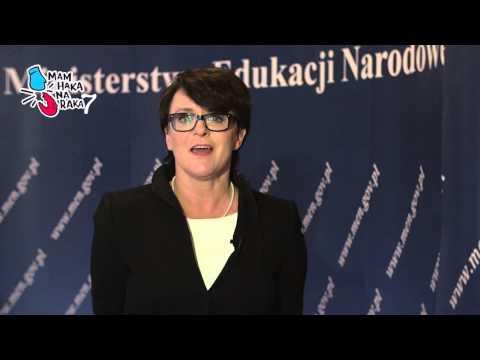 MHNR7 Joanna Kluzik-Rostkowska - przesłanie do Hakowiczów