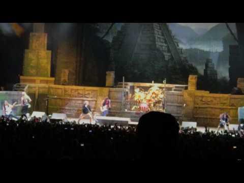 Iron Maiden-Full Concert at San Bernardino, California, July 1, 2017