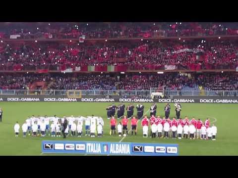 Italia   Albania 1 0