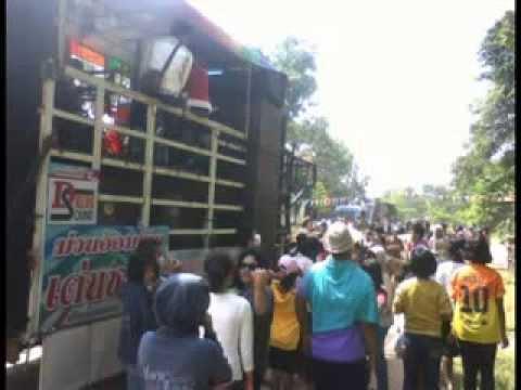 รถแห่ เด่นซาวด์ หน่วยที่2บิ๊กม่วนกรุ๊ป ลายแห่+รักเมืองไทย+เจ็บจุงเบย