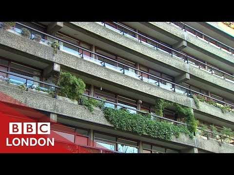 What Is The Barbican Estate? - BBC London