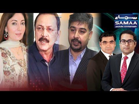 Kamal Ka Million March | Agenda 360 | SAMAA TV | 14 May 2017