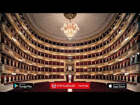 La Scala – Intérieur – Milan   Audioguide   MyWoWo Travel App