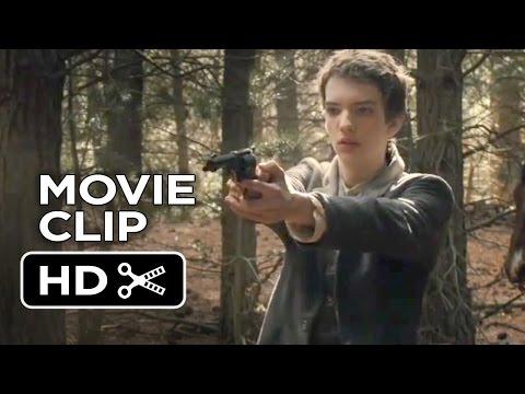 Slow West Movie   Jay Meets Silas 2015  Kodi SmitMcPhee, Rory McCann Western HD