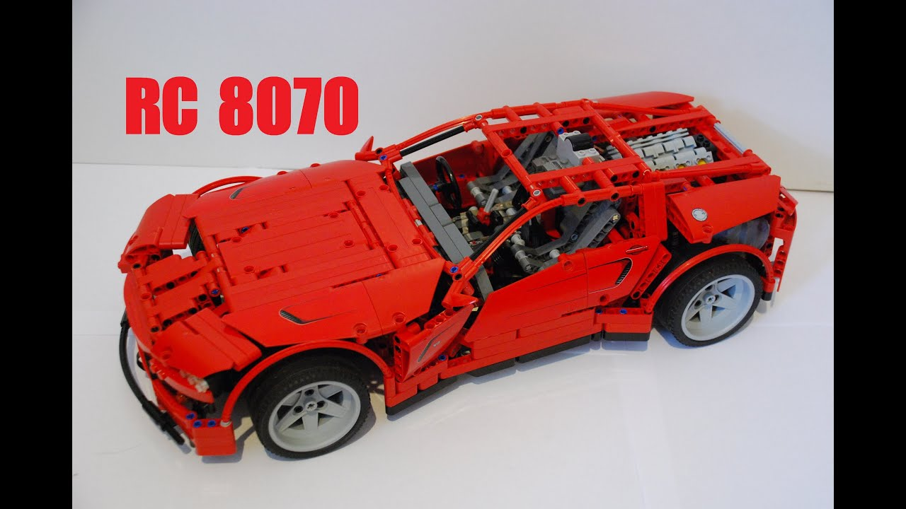 lego technic 8070 super car rc mod announcement youtube. Black Bedroom Furniture Sets. Home Design Ideas