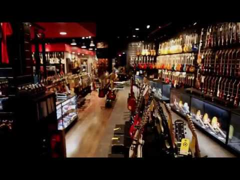 Replay Guitar Exchange Commercial