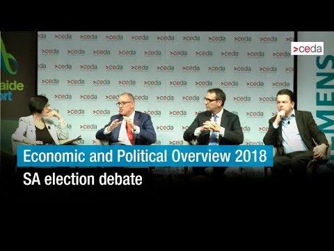 South Australia election debate - EPO2018