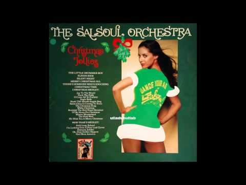 The Salsoul Orchestra  -  Christmas Medley (HQ/Vinyl)