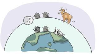 Положение Земли во Вселенной. Естествознание - 1.2