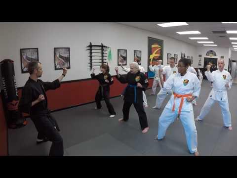 Classical Martial Arts Training  - Z Ultimate Self Defense Studios Colorado Springs