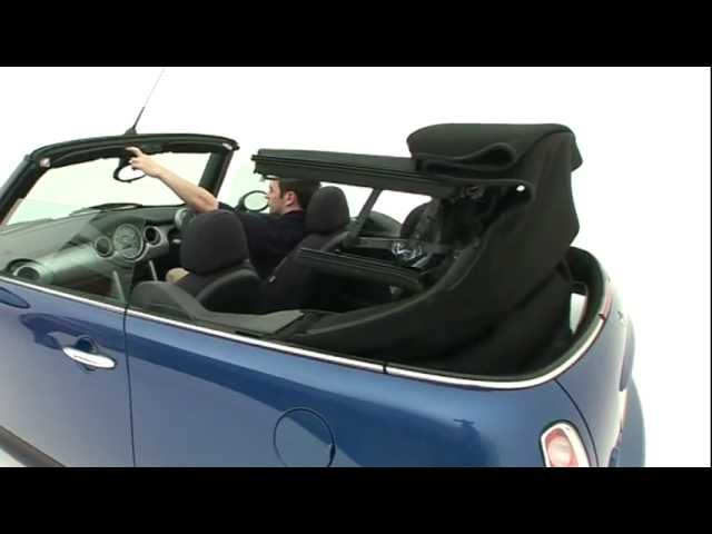 Mini Convertible Review What Car Youtube