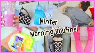 Winter Morning Routine 2015!