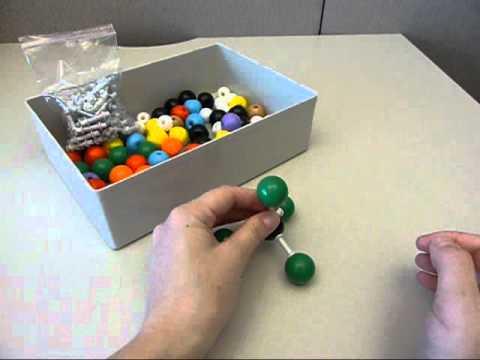 Molecular Model Sets - YouTube