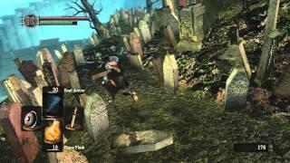 Dark Souls: Dark Souls Strategies and Tips: Firelink Shrine Hidden Items and Graveyard Suicide Run
