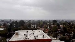 Rain Over Encino, CA--Jan31, 2019