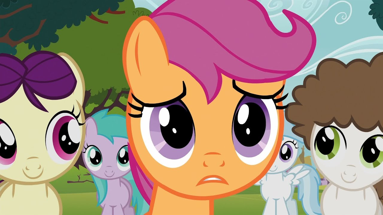 Scootaloo So You Re Not Mad Youtube Scootaloo is a g4 pegasus foal. scootaloo so you re not mad