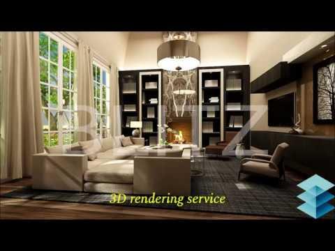 3D Interior Design & Rendering Studio    Blitz Architectural 3D Studio