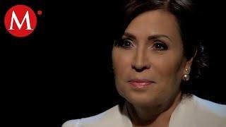 Rosario Robles: ´Peña Nieto y yo somos igual de honestos´
