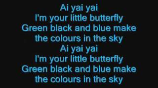 Smile.dk butterfly lyrics.wmv