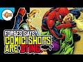 FORBES Says Comic Book Shops are DYING!