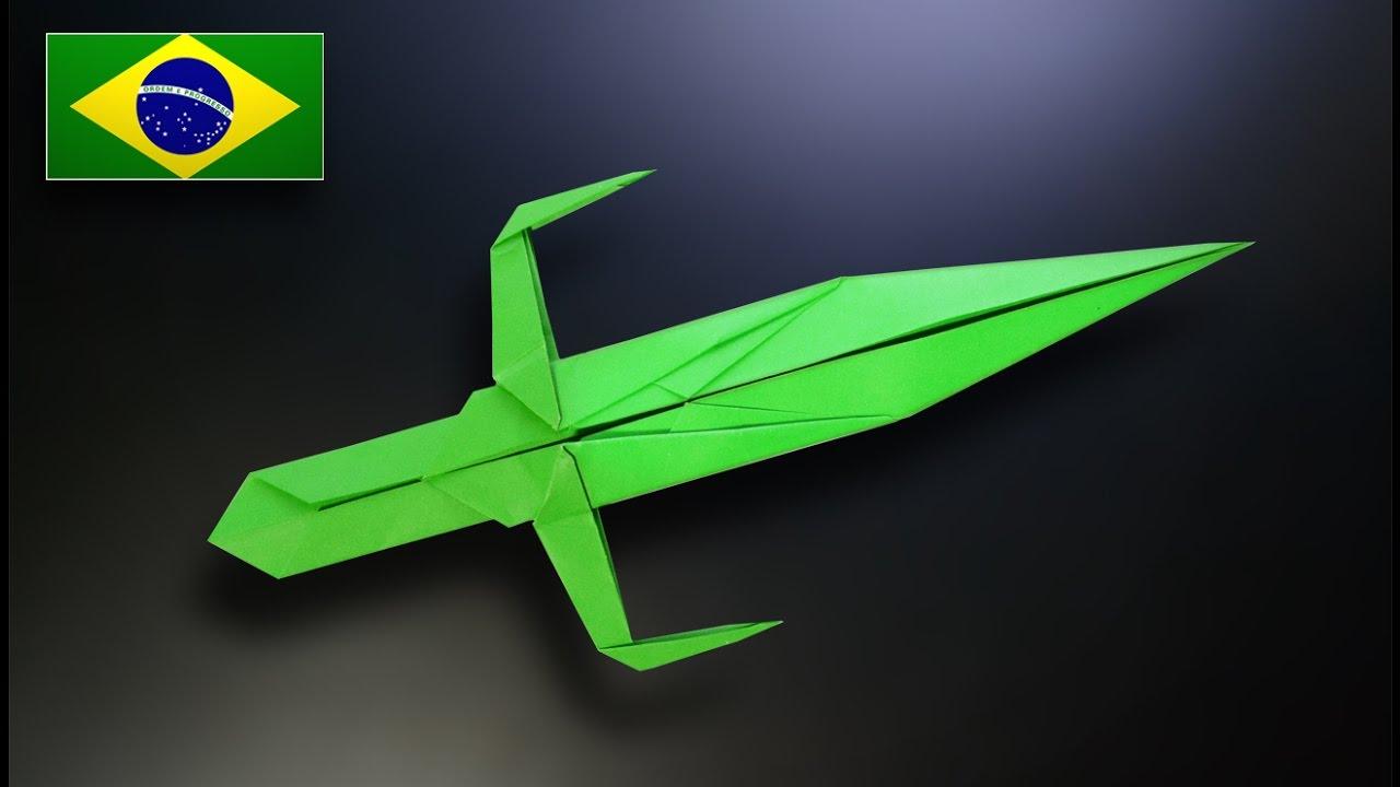 origami espada