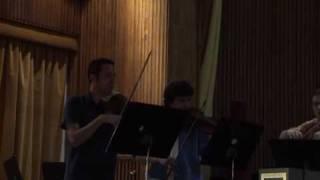 Vivaldi concerto in do minore per flauto dolce e orch 441 Alessandro Nasello II III