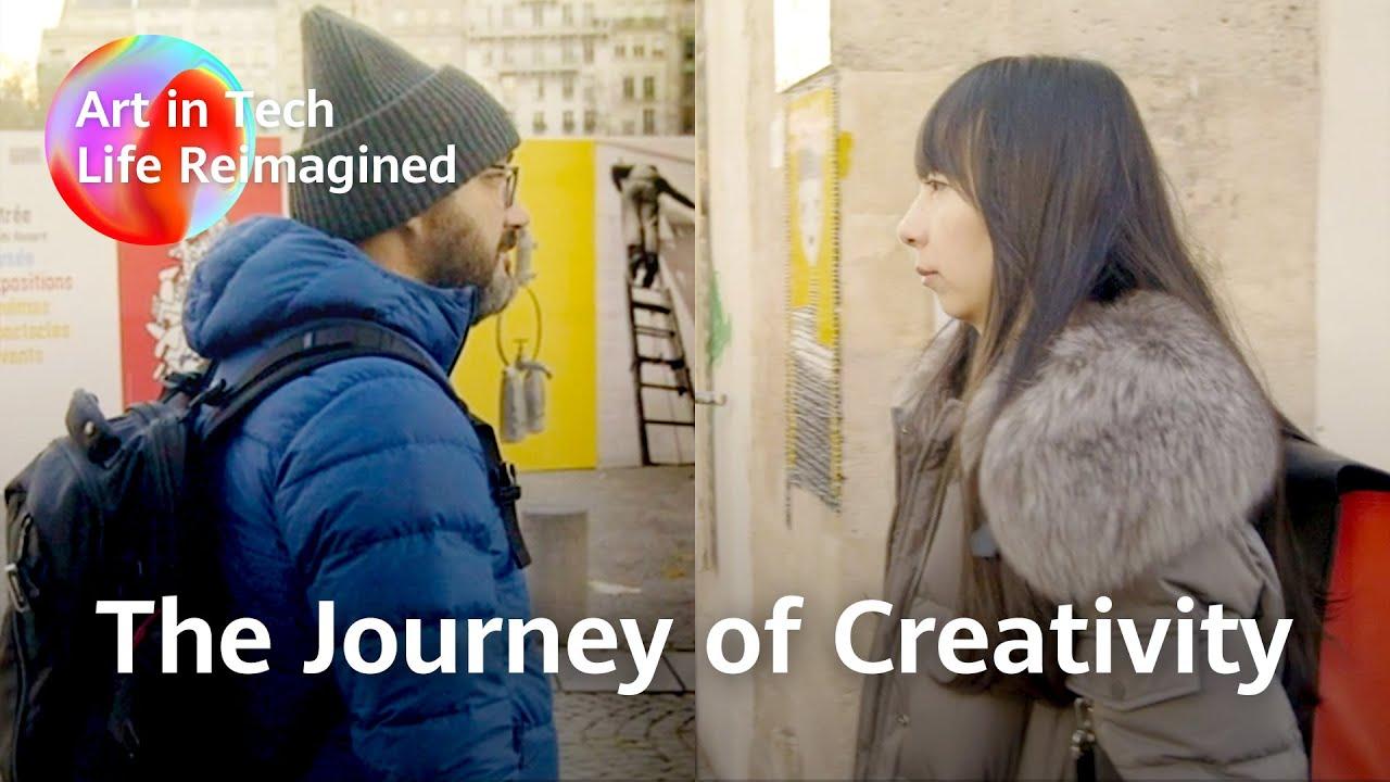 Redefining Creativity Through Culture, Art & Tech