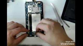 Asus ZenFone Go zb551kl. Замена дисплея из Китая за 2000руб