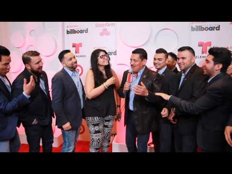 Raw footage with Banda el Recodo