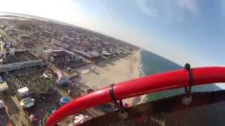 Video Seaside Heights, NJ Mothers Day 2014 Tallest Ride On Casino Pier GoPro View download MP3, 3GP, MP4, WEBM, AVI, FLV Agustus 2018