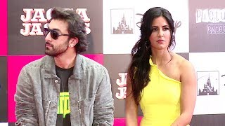 Ranbir Katrina At Jagga Jasoos Promotions Full Video HD
