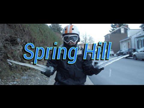 NEIGHBORHOODS OF PITTSBURGH - SPRING HILL