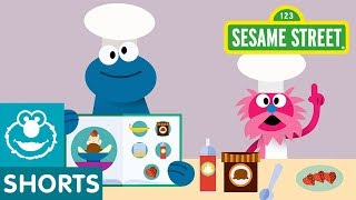 Sesame Street: Banana Split | Cookie Monster's Food Challenge #1