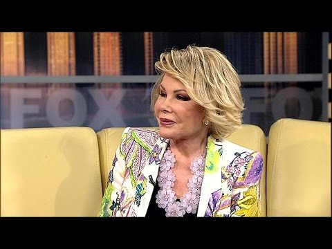 Joan Rivers' final Good Day New York visit