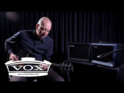 Vox VX15 GT & VX50 GTV: Demonstration