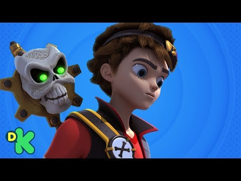 Episodio completo: Punto de congelación | Zak Storm | Discovery Kids