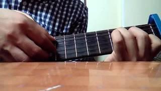 Hướng dẫn cô ơi guitar