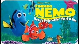 Finding Nemo: Nemo's Underwater World of Fun Gameplay (PC)