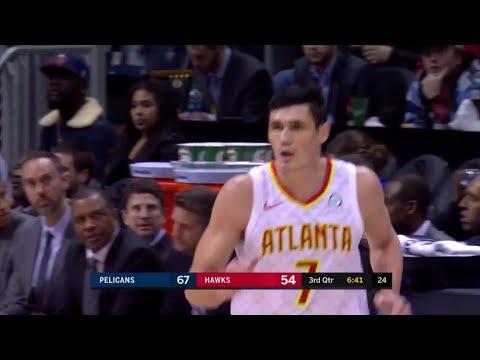 Ersan İlyasova'nın 15 sayı, 7 ribaundluk New Orleans Pelicans maçı performansı