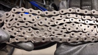 簡単!ロードバイクのチェーン交換と長さについて thumbnail