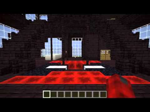 Minecraft: DeadPool's Mansion Skin and Resource Pack