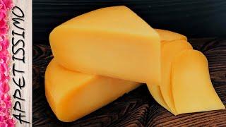 СЫР ГАУДА рецепт секреты Как сделать сыр Гауда в домашних условиях How to make GAUDA recipe