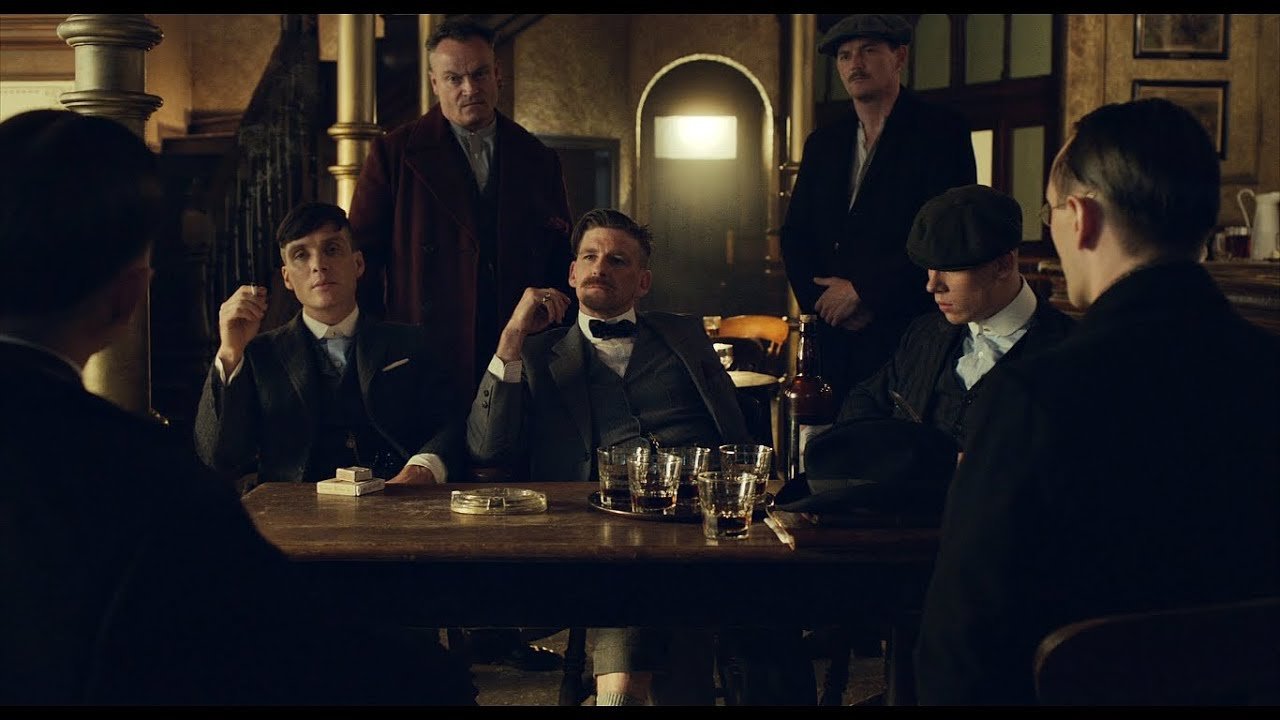Download Shelby and Billy Kimber's conversation   S01E02   Peaky Blinders.