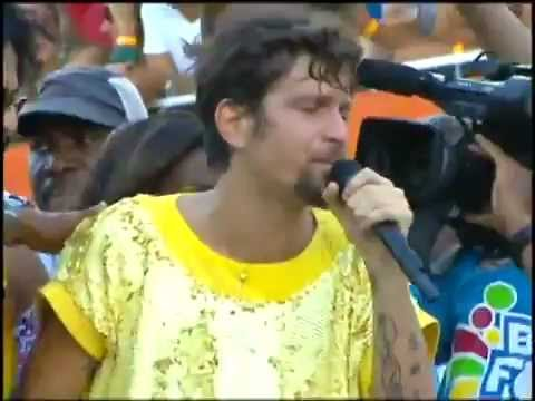 Despedida de Saulo Fernandes da Banda Eva - 12/02/2013
