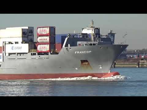 """special Israel Navy force intercepted and boarded the cargo ship """"Francop"""""""